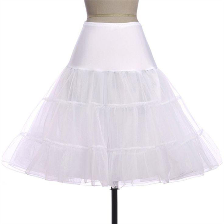 الشحن مجانا قصيرة الأورجانزا قماش قطني خمر الزفاف الزفاف ثوب نسائي ل فساتين الزفاف تحتية روكبيلي توتو