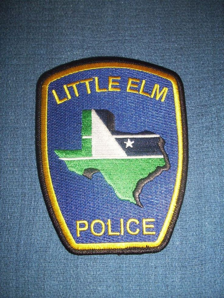 Little Elm Police Patch