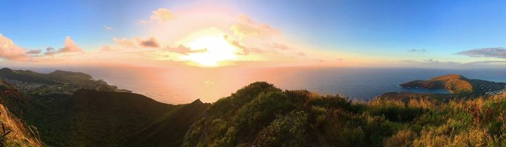"""Celebrating """"National Trails Day"""" and Take a Hike Day"""" in beautiful Hawaii."""
