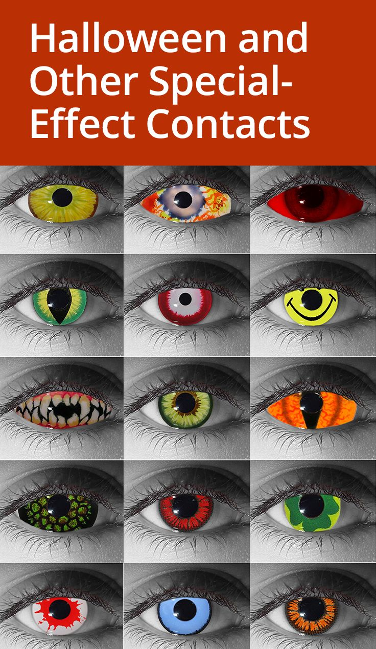 Best 25+ Special effect contact lenses ideas on Pinterest | Eye ...