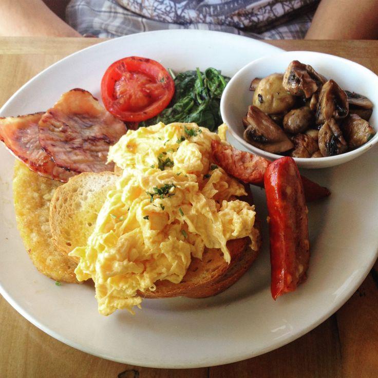 Verb Cafe (Flemington): Big Breakfast [7.5/10].