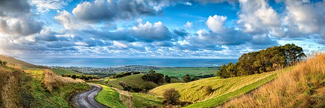 Apollo Bay | Flickr - Photo Sharing by @Bruce Arnold Hood.  #GreatOceanRoad #ApolloBay