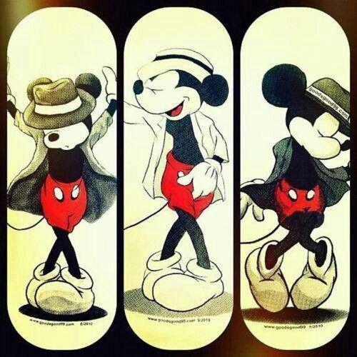 M.J Mouse