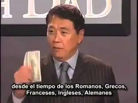 Robert Kiyosaki, la importancia de invertir en Oro... ¿te encuentras inviertiendo en billetes?