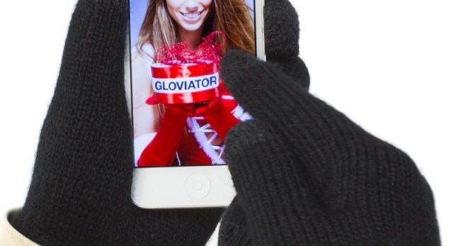 Original Gloviator Touch Gloves Für Touchscreen Smartphone Handschuhe  Nie wieder kalte Hände und trotzdem das Smartphone oder Tablet bedienen