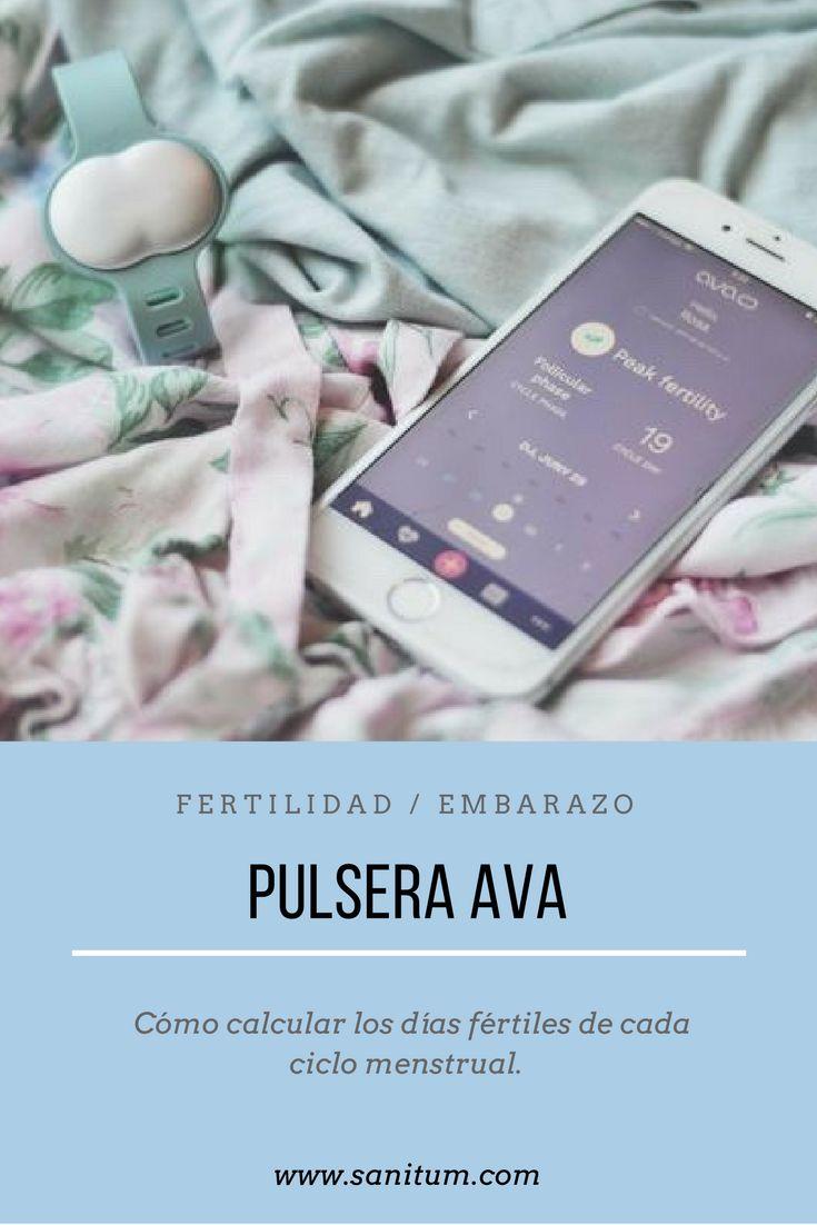 Pulsera Ava | Cómo calcular los días fértiles para lograr el embarazo
