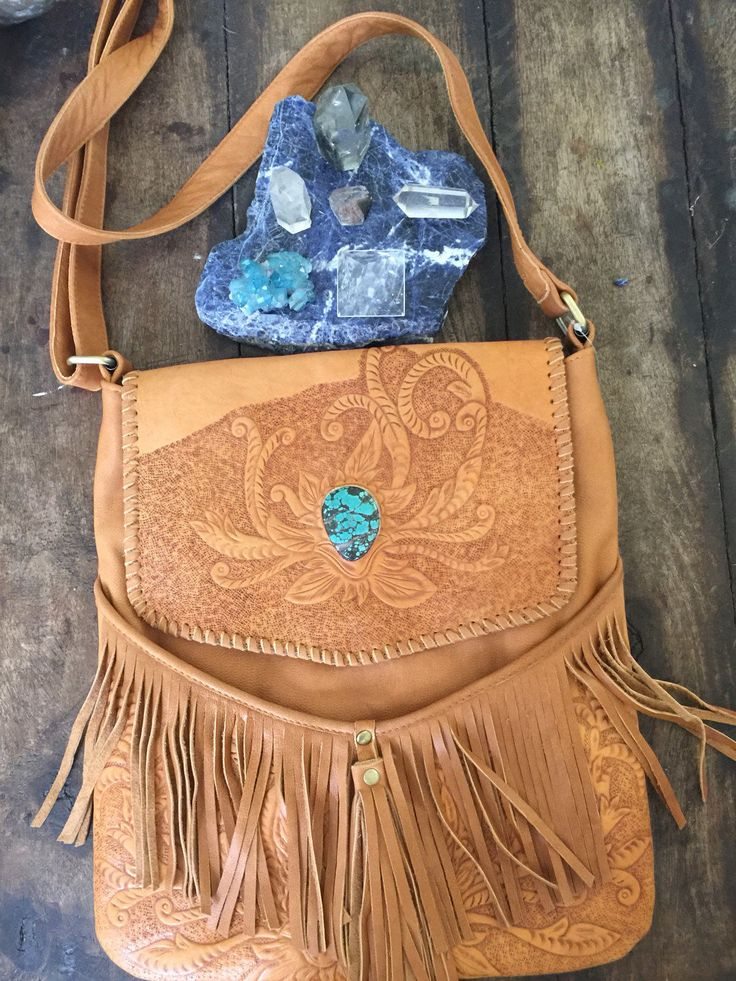A personal favourite from my Etsy shop https://www.etsy.com/au/listing/503658506/turqoiuse-fringe-bag