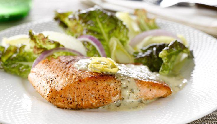 30 MIN PREP + 10 SEC POUR = LASTING IMPRESSION | Wild Alaska Seafood