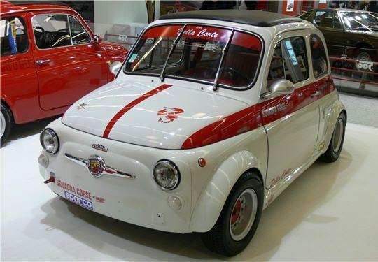 la fiat 500 1970