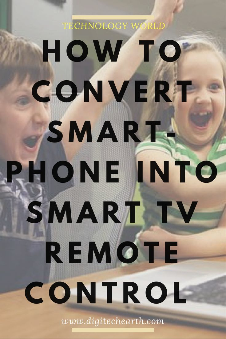 Nowadays, most of the smart TVs can connect directly to Wi-Fi and other media. Video can be steamed from the internet through built in apps. TV has changed to a smart TV but the remote is still as it is.In this Article we will understand how to convert Smartphone into Smart TV Remote Control?