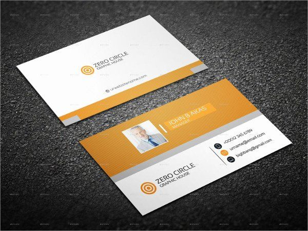 Personal Business Card Template Beautiful 23 Personal Business Cards Free Psd Ve Business Card Template Word Personal Business Cards Business Card Template Psd