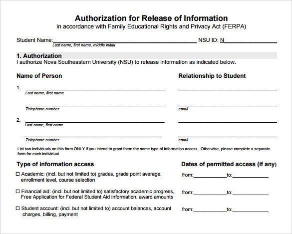Generic Medical Release Form Appreciation Letter To Boss Letter To Boss Appreciation Letter