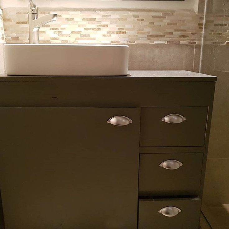 Excelentes jaladeras para muebles de baño y cajones ...