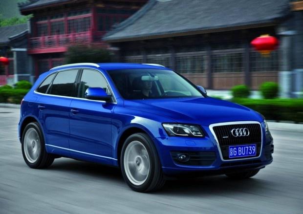 Audi Hybrid - So pretty!