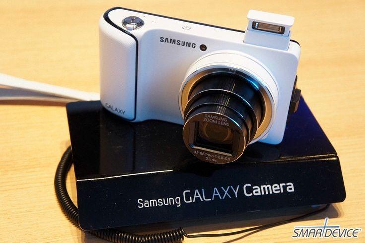 갤럭시 카메라 국내 런칭! 신개념 커넥티드 카메라를 말하다.(by 스마트디바이스 @smartdevice)