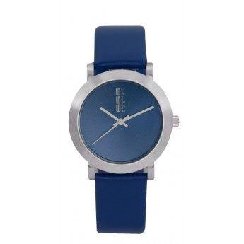 Relojes Unisex de color azul: Reloj Rambla 666Barcelona Color Azul 28mm http://www.tutunca.es/reloj-rambla-666barcelona-color-azul-28mm