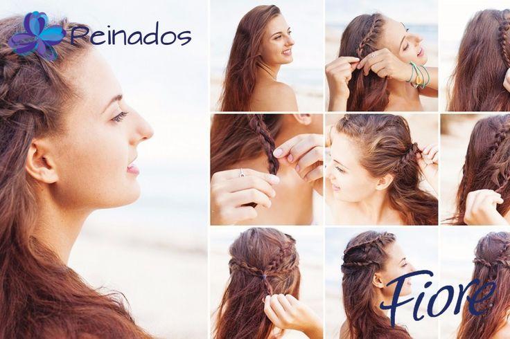 Para un look relajado, las trencitas son la opción, te ayudan a mantenerte bien peinada y a que tu cabello no se maltrate