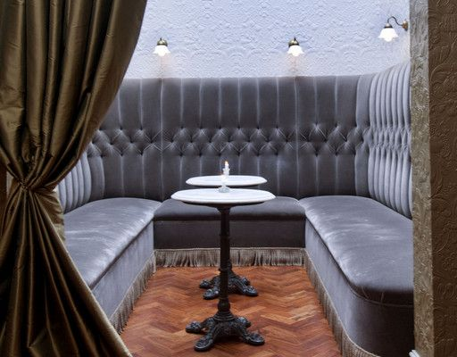 Cozy Up Skylight Nook At Kettner S Restaurant Champagne