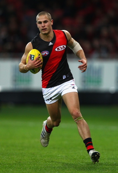 Essendon jersey - David Zaharakis