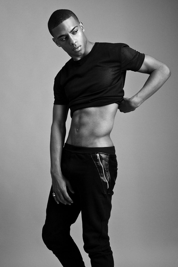Keith Powers by Ricky Middlesworth.