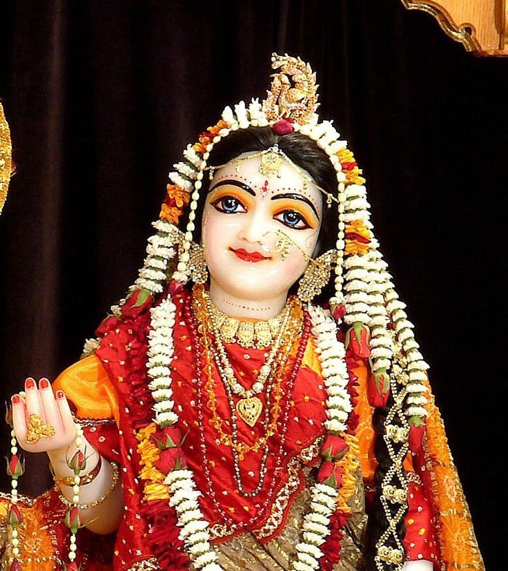 128 Best Images About Srimati Radharani On Pinterest