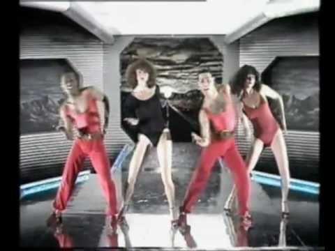 Hot Gossip - Supernature (Kenny Everett Video Show)