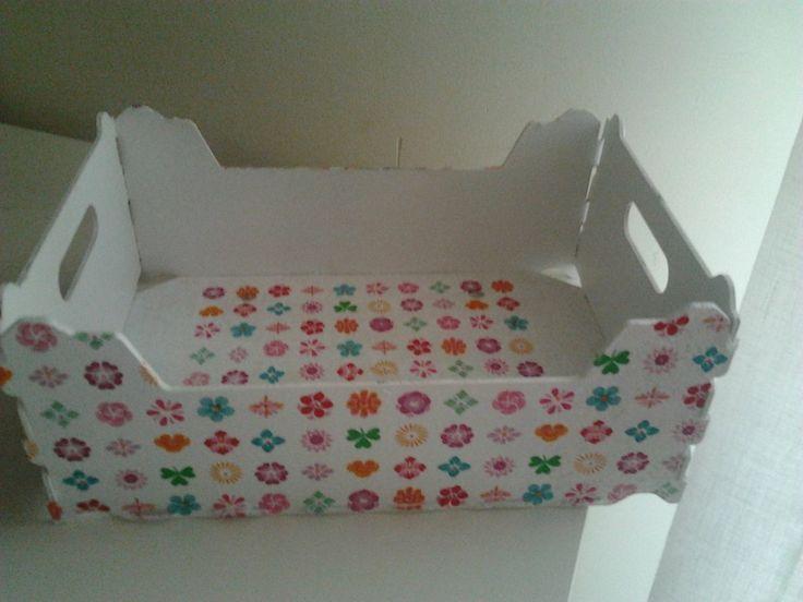 Cajas de Fresas (pág. 23) | Hacer bricolaje es facilisimo.com