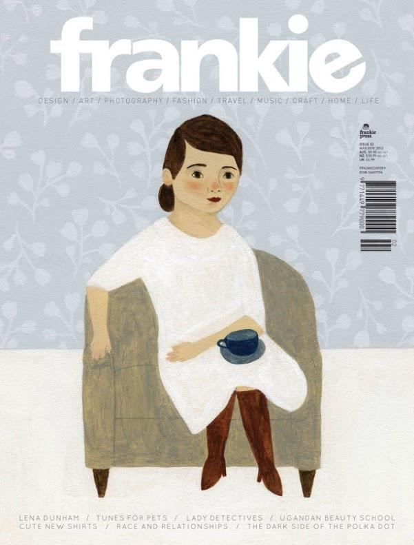 Frankie Magazine from Australia