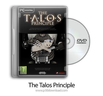 دانلود The Talos Principle - بازی قاعده تالوس