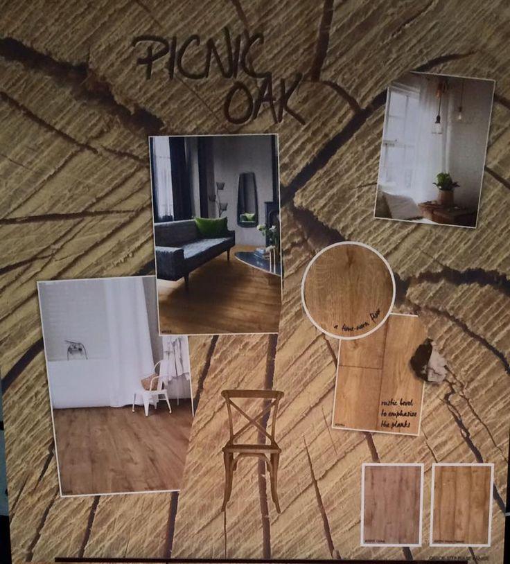 Quick-Step Livyn Pulse PVC vloeren, Picnic oak