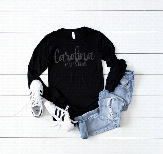 Download Bella Canvas 3501 Black Unisex Long Sleeve T Shirt Mockup Etsy Long Sleeve Tees Colorful Shirts