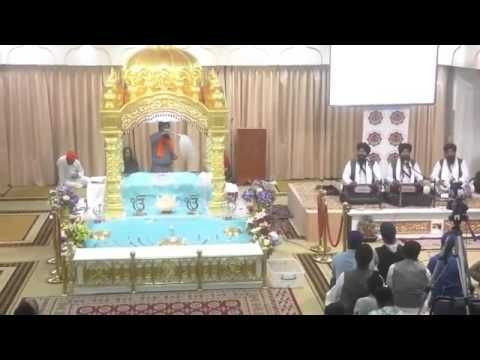 Kirtan Samagam || Bhai Kamaljit Singh Ji || Gurdwara Shri Guru Singh Sab...