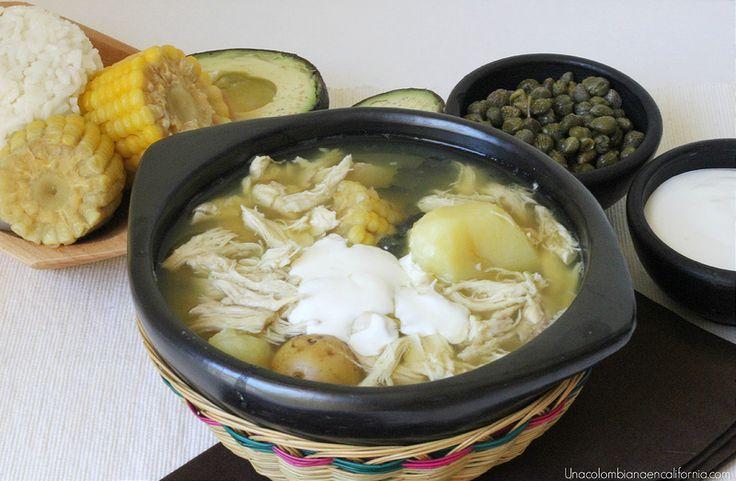 El ajiaco santafereño es el plato típico de Colombia que más me gusta, siempre y cuando sea como el de mi abuelita. Aquí te doy su receta.