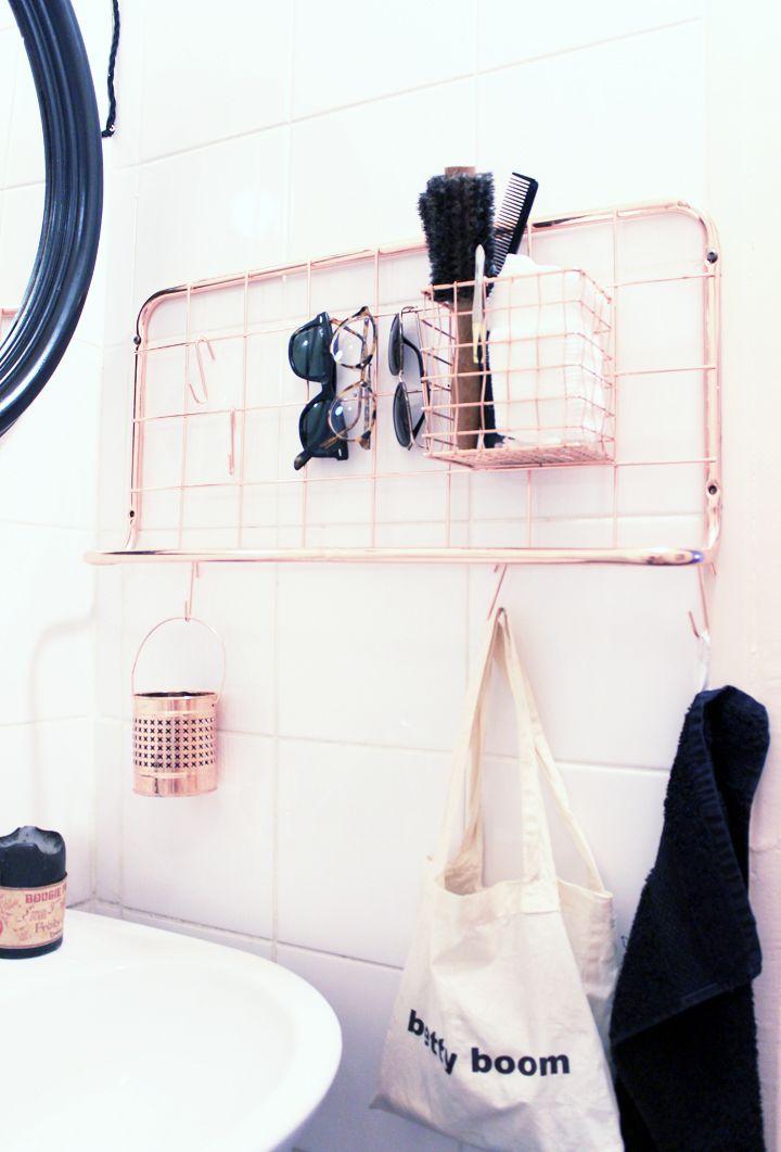 1000 id es sur le th me salle de bains de cuivre sur pinterest viers de cuivre lavabos et. Black Bedroom Furniture Sets. Home Design Ideas