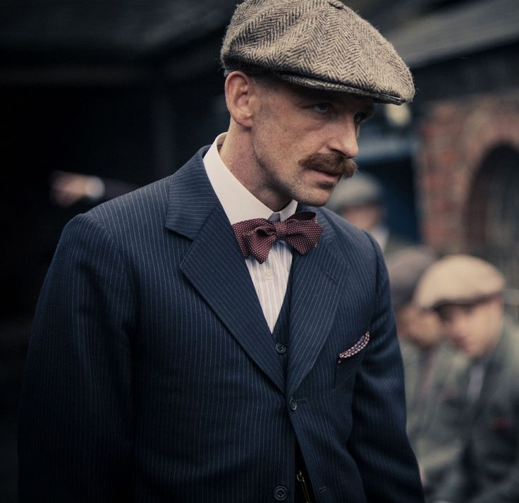 Peaky Blinders - Arthur Shelby and Abstract Style