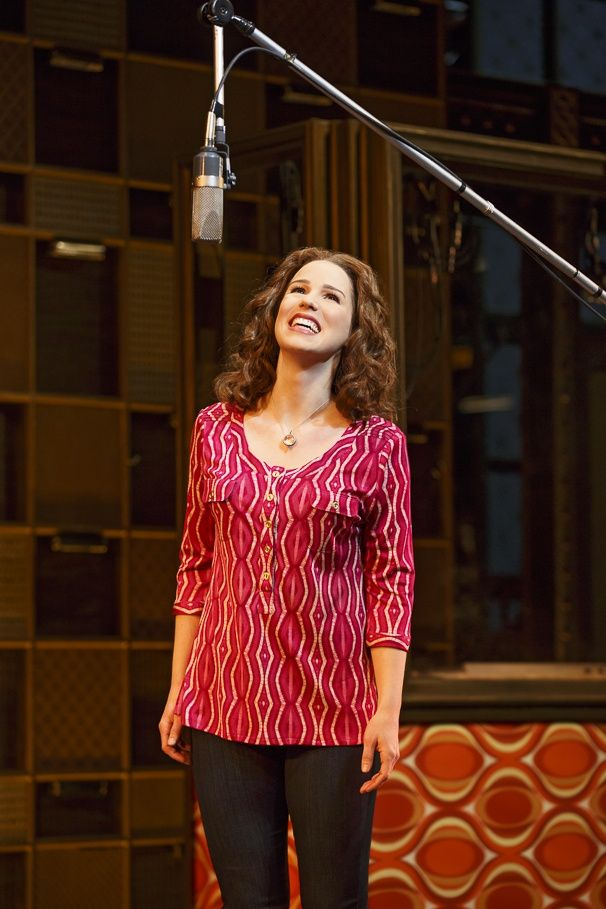 Chilina Kennedy as Carole King in BEAUTIFUL