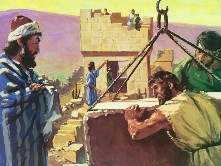 Image result for building solomon's temple