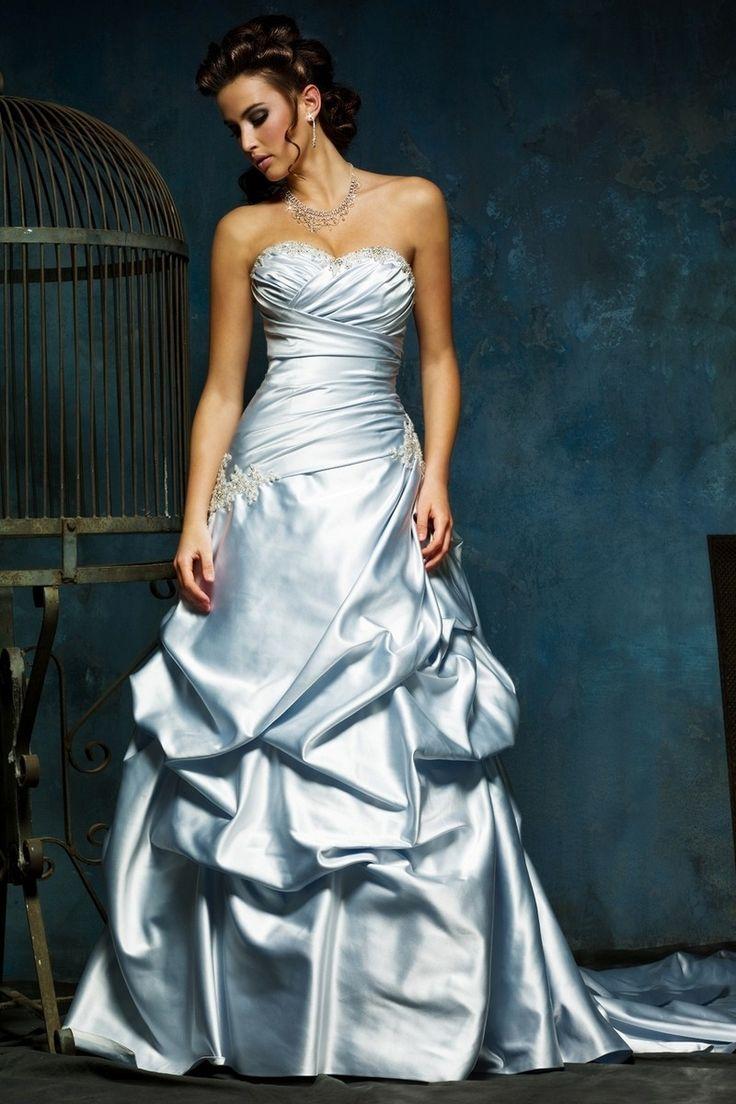 40 best Mia Solano Wedding Dresses images on Pinterest | Short ...