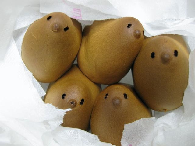 Hiyoko chick sweets
