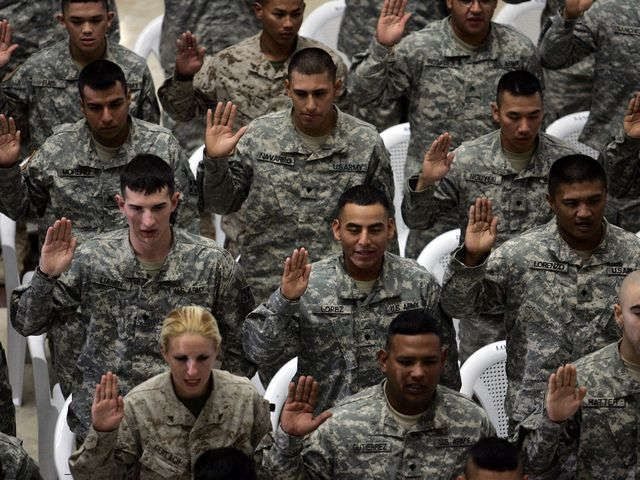 Army plans to cut 40,000 troops