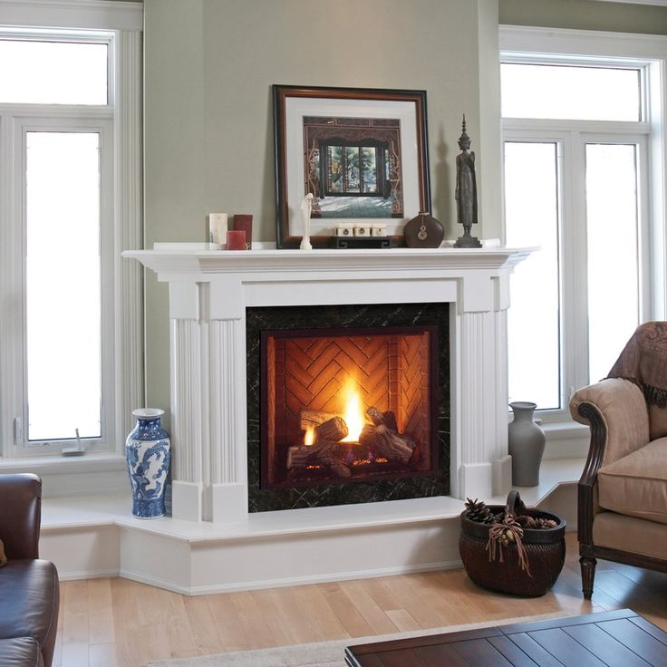 Gas Fireplace how to clean gas fireplace : The 25+ best Direct vent gas fireplace ideas on Pinterest | Vented ...