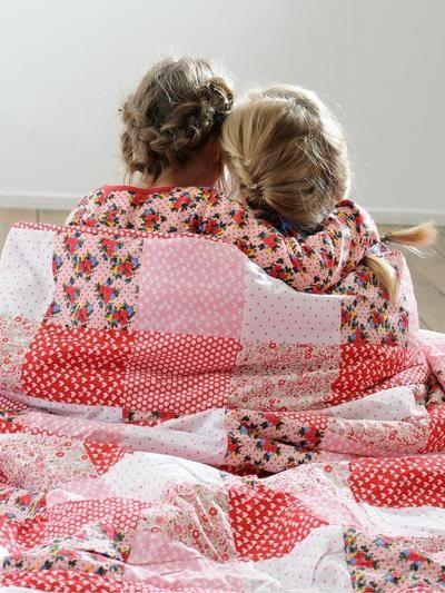 Wildflowers Double Quilt