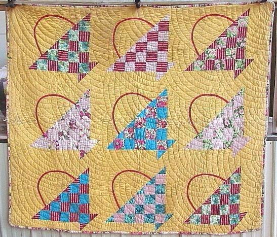 238 best BASKET quilt images on Pinterest | Kid quilts, Quilt ... : quilting basket - Adamdwight.com