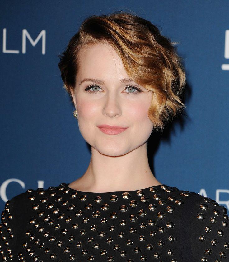 Evan-Rachel-Wood-wore-her-short-cut-asymmetrical-style.jpg (894×1024)