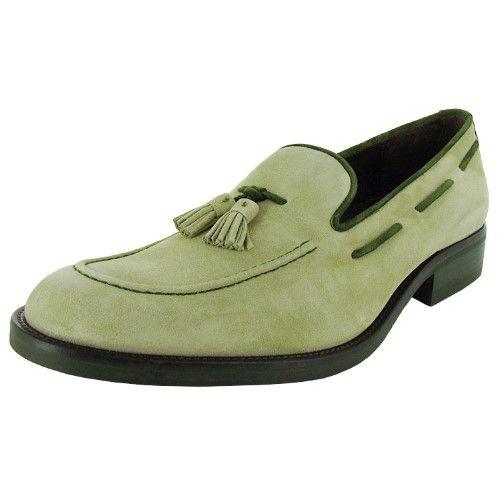 Men's Dress Shoes Sage