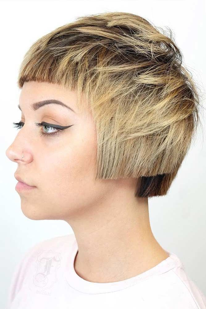 18 Trendy Ideas To Flaunt With Modern Pageboy Haircut Hair Cuts I