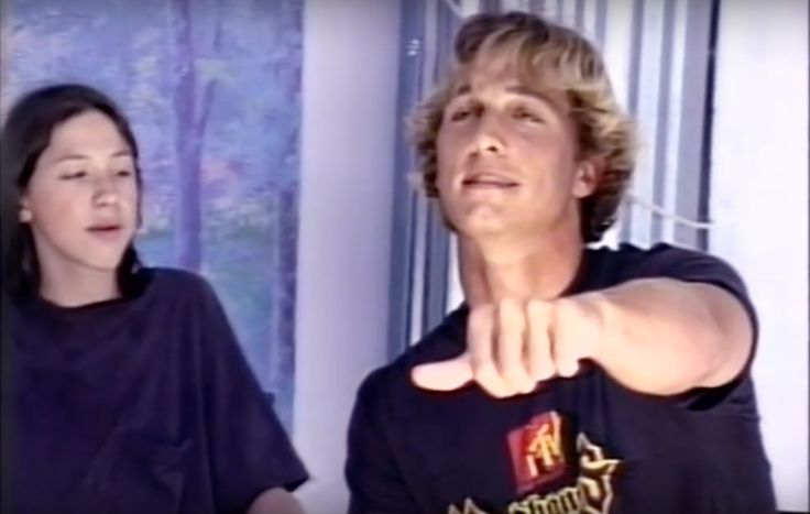 Watch Matthew McConaughey's Audition Tape for Richard Linklater's Dazed and Confused