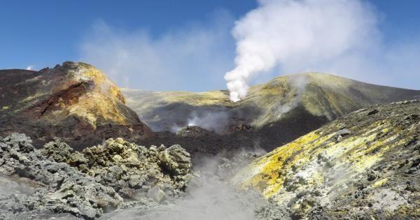L'#Etna davanti a tutti! 🌋