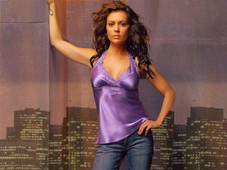 gratsi skrivebords bakgrunn photos - Alyssa Milano: http://wallpapic-no.com/kjendiser/alyssa-milano/wallpaper-2613