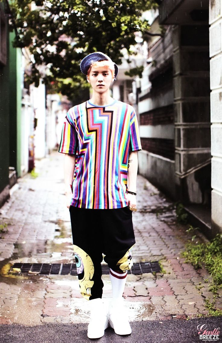 EXOdicted - EXO Fansite: [SCANS] 130805 EXO's 1st Repackage Album Contents + Photocard [Part 2] - Luhan